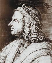 Король Венгрии Матьяш Корвин.
