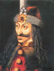 Влад Дракула. Единственный прижизненный портрет князя