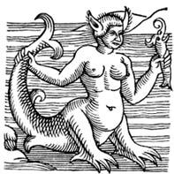Как сообщал швейцарский натуралист Конрад Геснер, такое существо размером с пятилетнего ребенка было найдено в 1523 году на берегу моря.