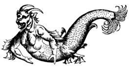 """В четырехтомной """"Зоологии"""" щвейцарского натуралиста Конрада Геснера (1516-1565) зафиксирован случай поимки в начале XV века в Адриатическом море морского дьявола."""